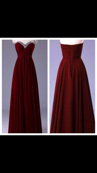 dress prom dress red dress red prom dresses long prom dresses red braid jewels