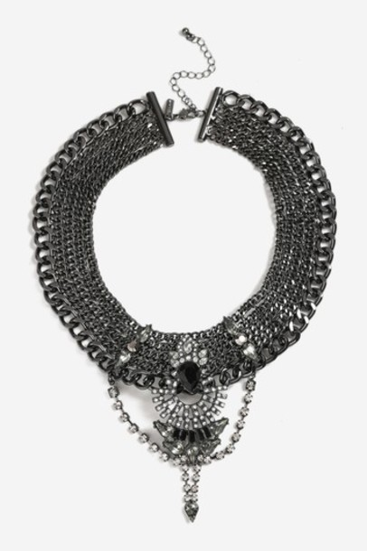collar necklace embellished necklace jewels