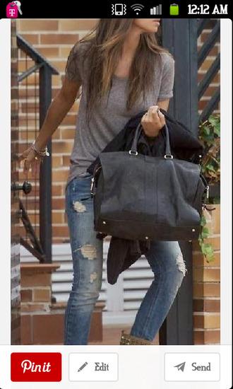bag black bag purse large purse black purse