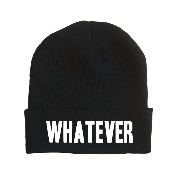 Whatever Beanie - Polyvore
