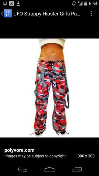 baggy pants camouflage
