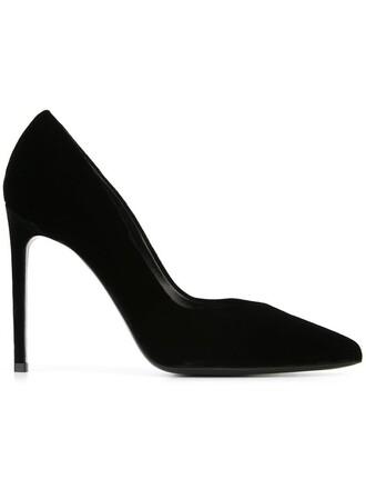 paris pumps black shoes