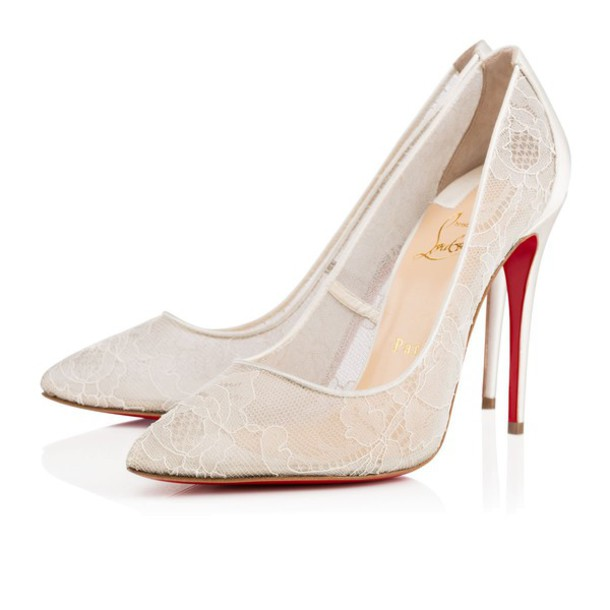 shoes buy cheap christian louboutin 120 mm follies lace 3-156