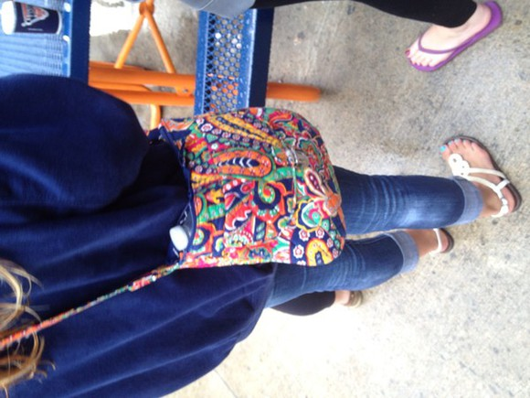 floral bag print vera bradley backpack
