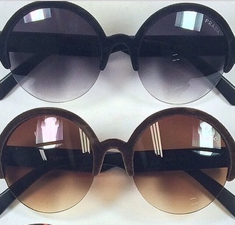 cool sunglasses trendy colour sun fashion