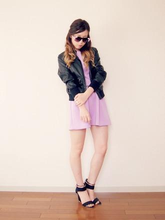 xoxo hilamee dress jacket shoes sunglasses belt jewels