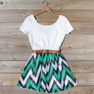 short aztek print sexy short prom dress short party dresses lovely cute dress cute beauty fashion shopping chevron