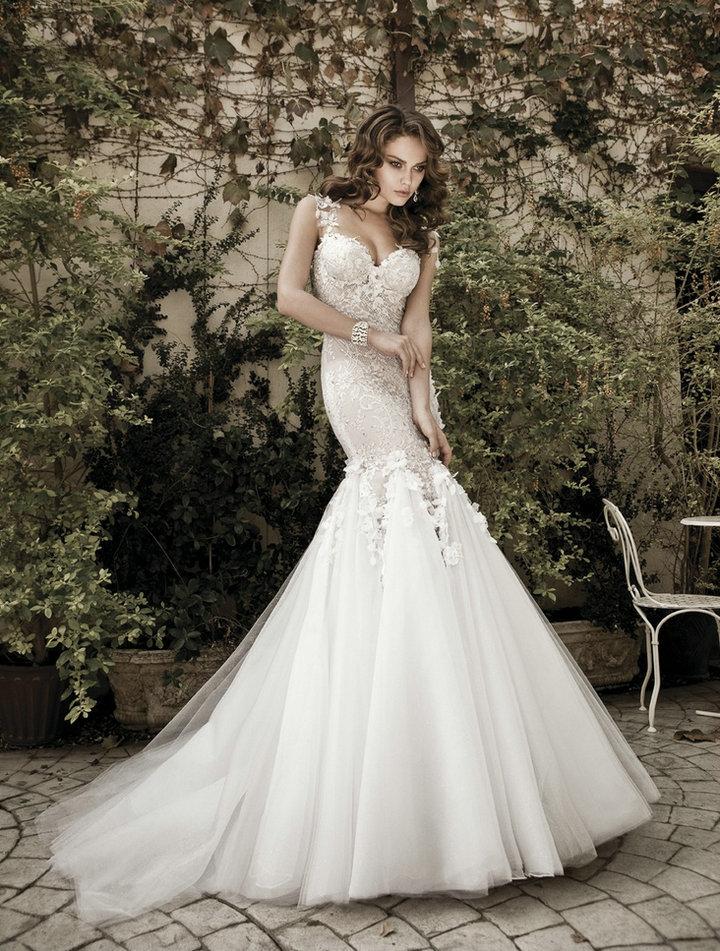Wedding Dresses  Aliexpress : Aliexpress buy sexy backless mermaid wedding dresses