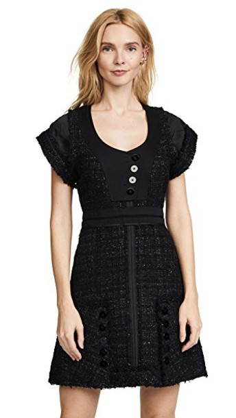 Alexander Wang dress black