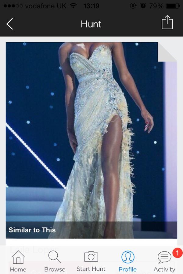 miss angola 2014 prom dress dress