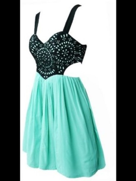 dress forever 21 turquoise can only use teal for wedding teal dress teal and black dress short dress black dress party dress blue dress