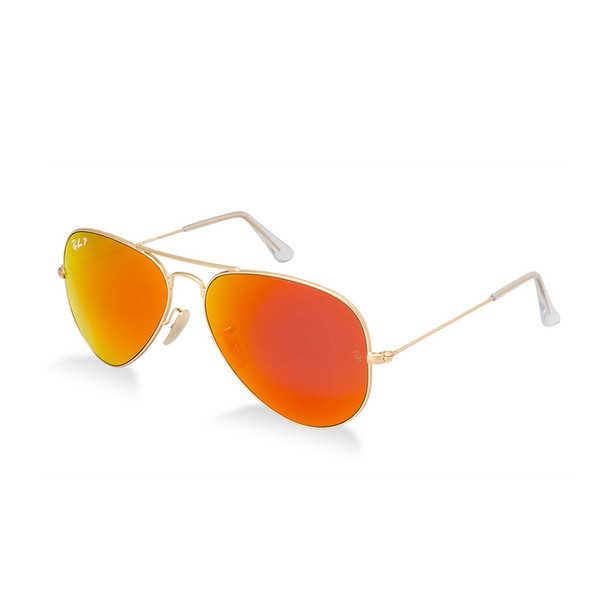 Ray Ban Aviator Mirror Sunset Sunglasses | Emprada
