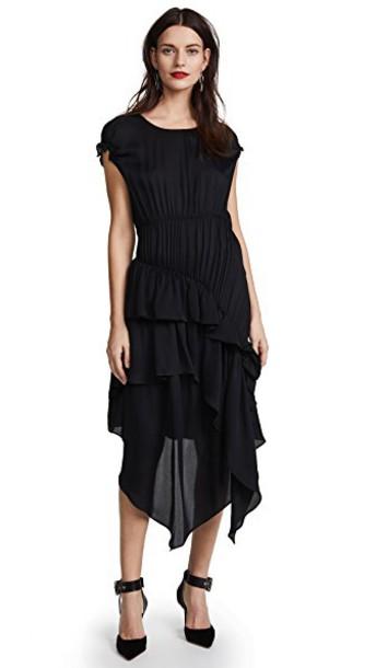 PREEN BY THORNTON BREGAZZI dress black