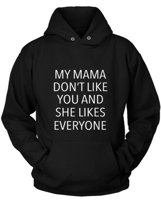 sweater jumper sweatshirt black hoodie trendy fashion style free vibrationz