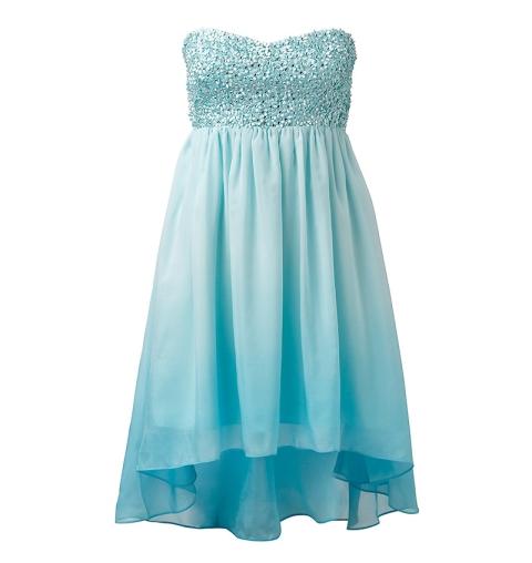Chloe Flower Applique Draped Dress - Forever New