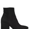 70mm suede ankle boots