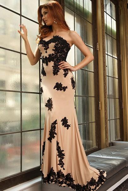 dress evening dress women maxi dress