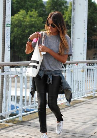 bag jacket shoes t-shirt jeans sincerely jules