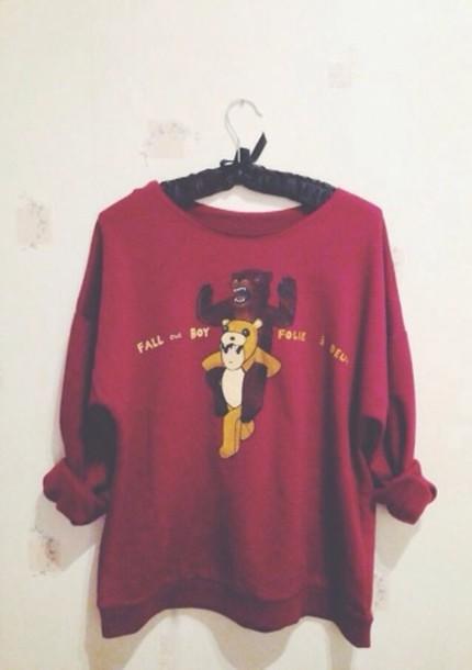 Fall Out Boy Tour T Shirt
