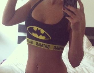 underwear batman black yellow