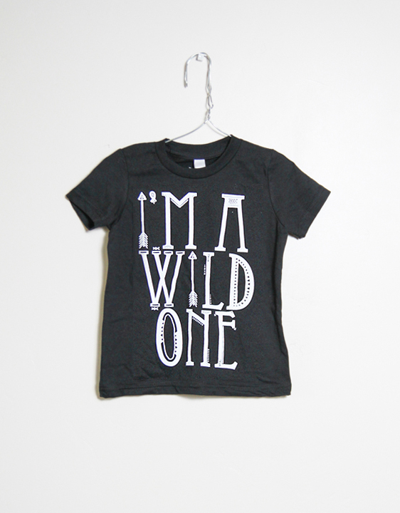 I'm a Wild One Tee | Slyfox Threads