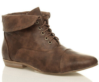 cute shoes hipster indie brown boots laces