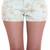 Mint Vintage Floral Shorts | Affordable Junior Clothing & Plus Sized Dresses | Shimmer