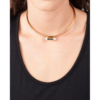 jewels gold soul necklace