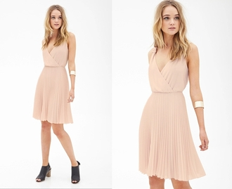 dress prom dress prom pleated pleated dresss nude nude dress