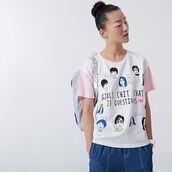 t-shirt,korean fashion,toyouth,t shirt print,korean dress,korean clothing shop,korean street fashion,korean street style