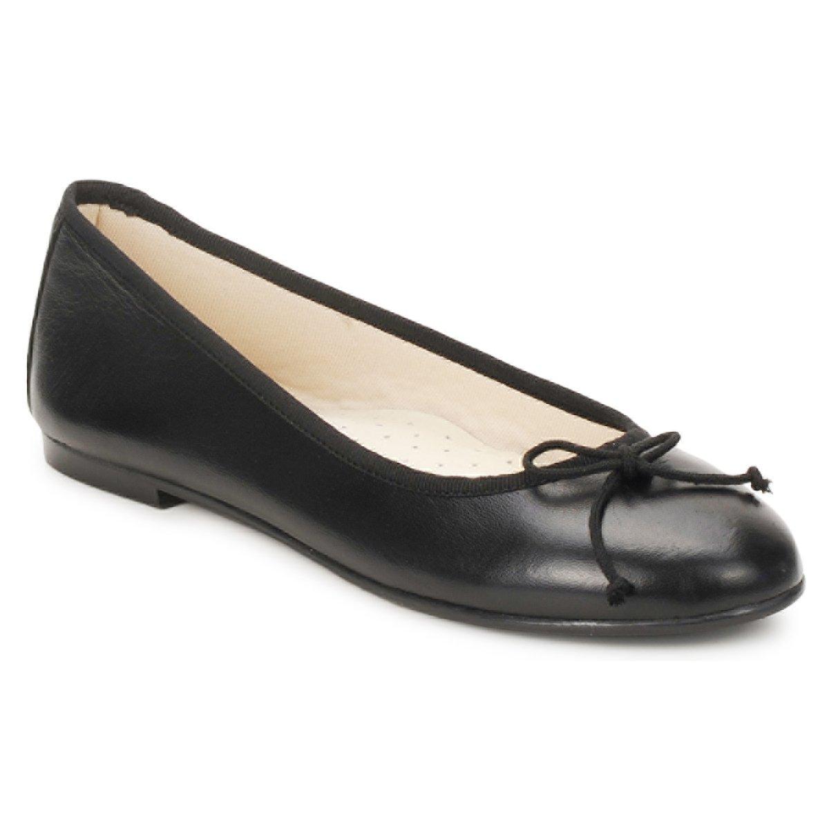 Bailarinas-manoletinas Betty London RINDUS Negro - Entrega gratuita con Spartoo.es ! - Zapatos Mujer 45,00 €