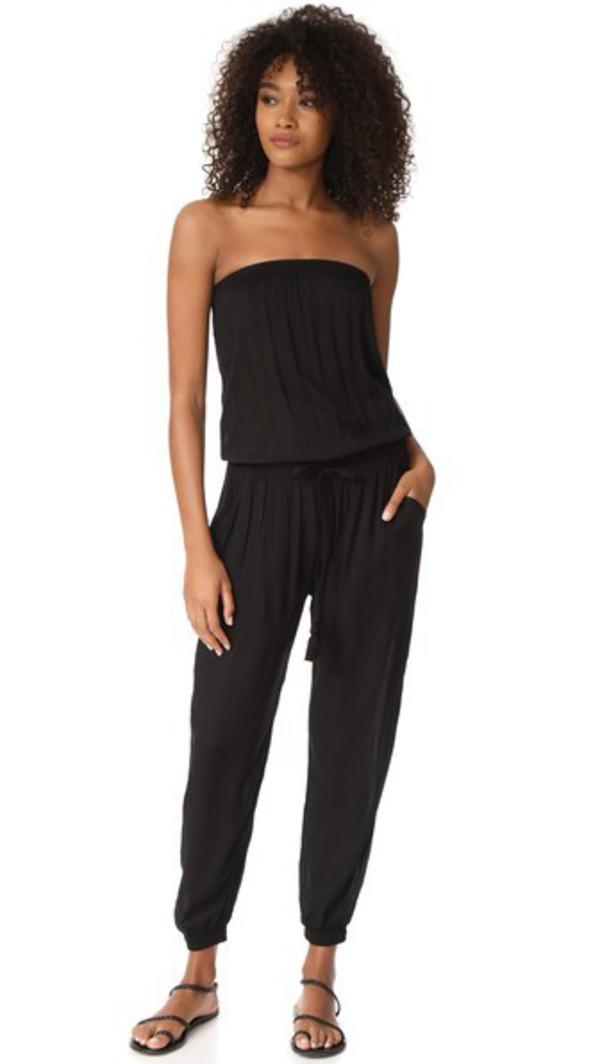 coolchange Brooke Jumpsuit in black