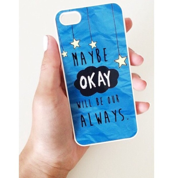 phone cover fios cover phone the fault in our stars love quotes
