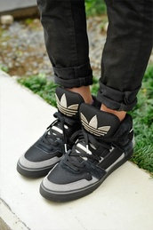 shoes,high top sneakers,adidas