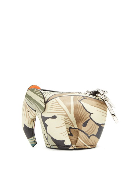 LOEWE elephant purse bag