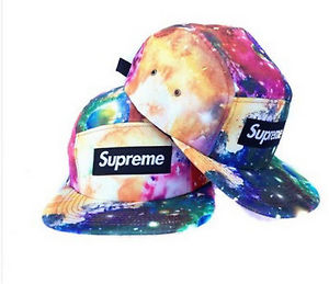 NEW Fashion Supreme Galaxy Hats Snapback Hip-Hop Adult Adjustable Baseball Cap | eBay
