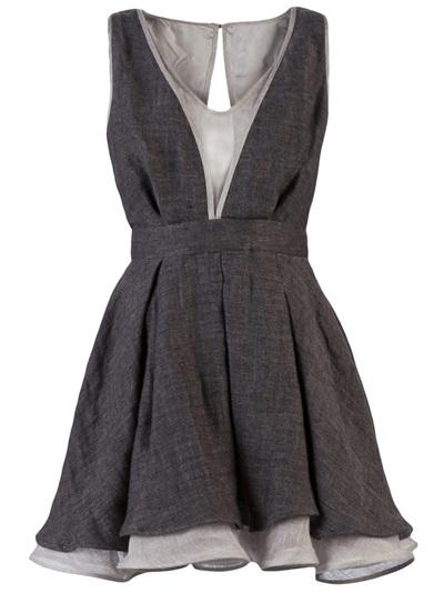 Tristan & trista babydoll dress