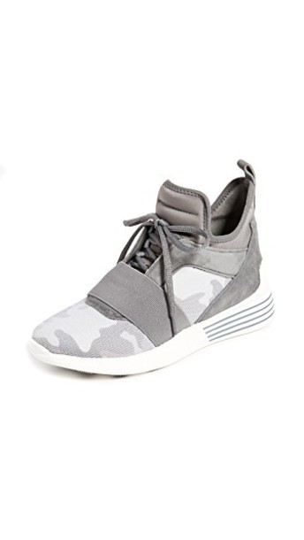 sneakers silver grey shoes