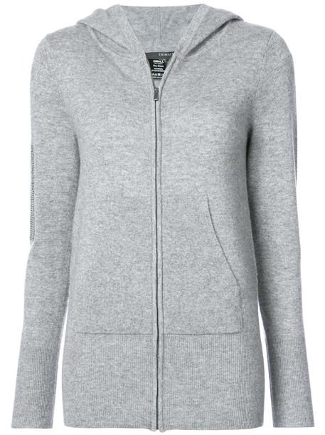 Thomas Wylde cardigan cardigan women wool grey sweater