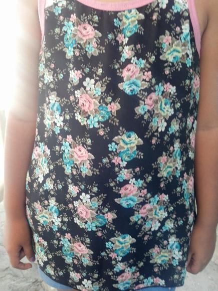 blouse floral shirt