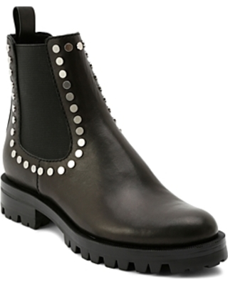 Dolce Vita Dolce Vita Women's Peton Studded Leather Chelsea Booties from Bloomingdale's | ShapeShop