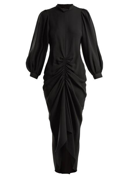 Joseph dress silk black