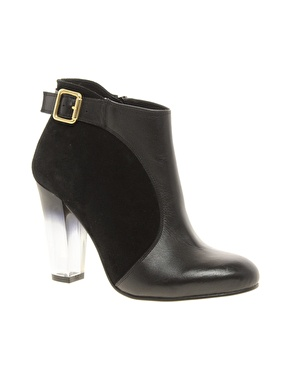 ASOS | ASOS ATOMIC Leather Ankle Boots at ASOS
