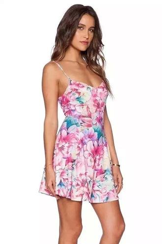 dress summer dress strapless dress print dress beach dress