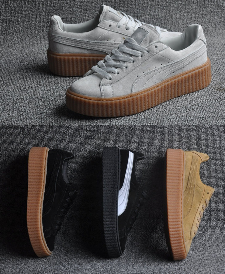 puma suede creepers aliexpress