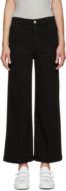 Frame Denim jeans black