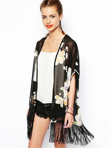 jacket kimono women