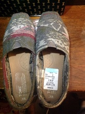 shoes,toms,style,comfy,size 8,brand,nordstrom rack