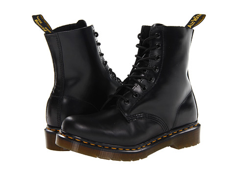 Dr. Martens Pascal Black Buttero - Zappos.com Free Shipping BOTH Ways