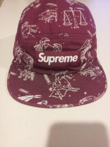 Supreme Zodiac Camp Cap | eBay
